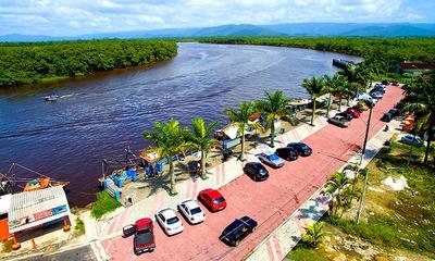 Te0219 - Terreno Lado Praia Com 360 M² Sendo A 1 Km Da Praia