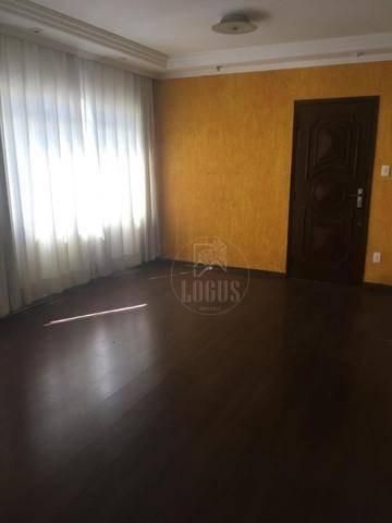 Imagem 1 de 13 de Apartamento Com 3 Dormitórios À Venda, 153 M² Por R$ 640.000,00 - Centro - São Caetano Do Sul/sp - Ap1140