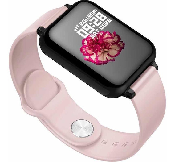 Smart Watch, Reloj Inteligente Bluetooth Deportivo Fitness