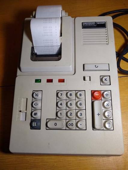 Calculadora General Teknika 1206p - Usada ( Funcionando )