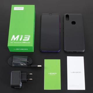 Smartphone Leagoo M13 4gb 32gb Purpura Versão Global