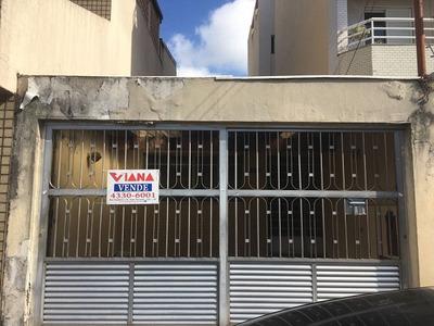 Casa Para Venda, 3 Dormitórios, Vila Marlene - São Bernardo Do Campo - 8515