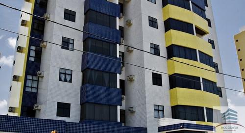 Apartamento A Venda Brisa Do Mar, Nova Parnamirim