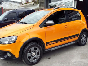 Volkswagen Crossfox Año 2012 Impecable Financio Dasautos