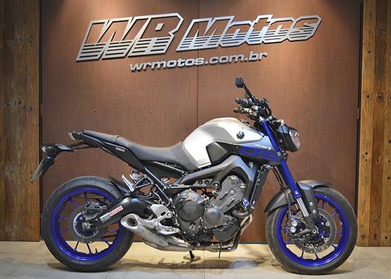 Yamaha Mt-09 . Abs