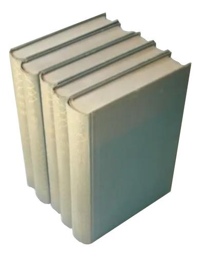 Historia Del Mundo J. Pijoan 5 Volumes Livro /
