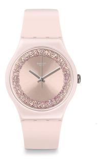 Reloj Swatch Dama Pinksparkles Suop110