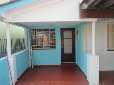 Aluga-se Casa Terrea No Bairro Rudge Ramos Em Sao Bernardo Do Campo - L-26103