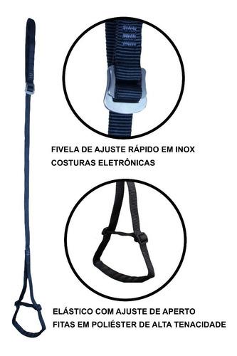Estribo Pedal Ascensor 1 Degrau Escalada - Controlsafe