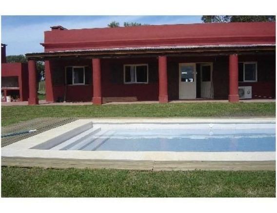 Quinta En Alquiler Temporal En Jose Ignacio