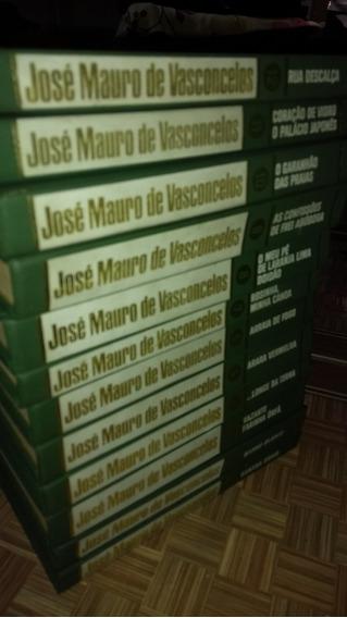 Coleção Completa:livros José Mauro De Vasconcelos 12 Volumes