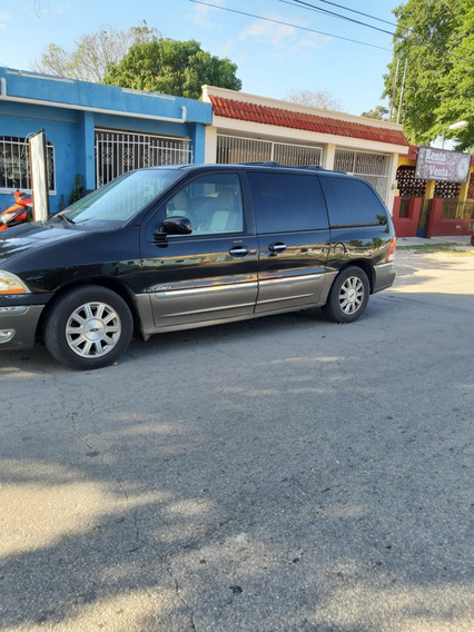 Ford Windstar Limited Piel Mt 2002