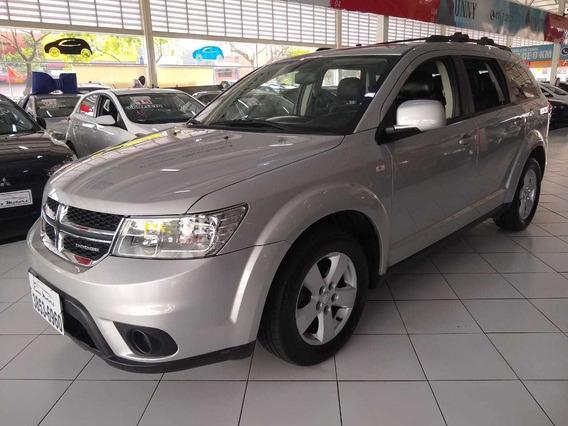 Dodge Journey Sxt 3,6 7 Lugares Couro Bk Km 2012 U.dono 2012