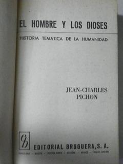 Libro El Hombre Y Los Dioses