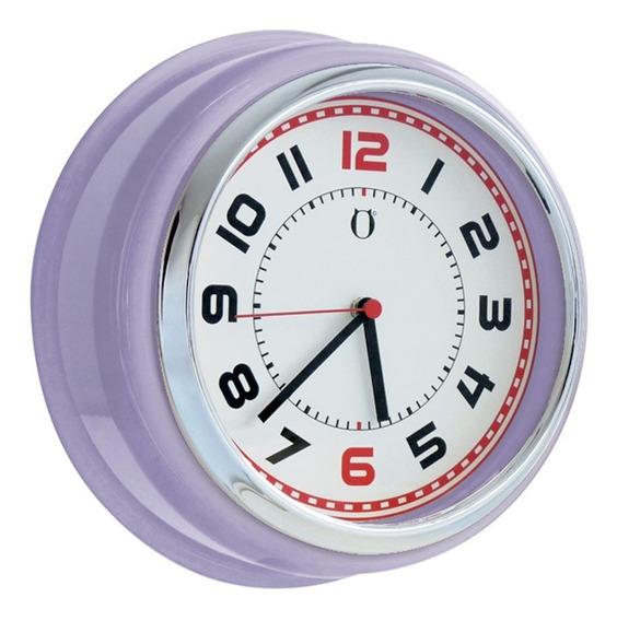 Reloj De Pared Retro Clock Gato Vintage Silencioso Colores