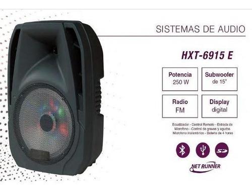 Parlante Bluetooth Hxt-6915e
