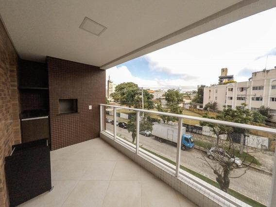 Apartamento Padrão Em Curitiba - Pr - Ap0522_impr