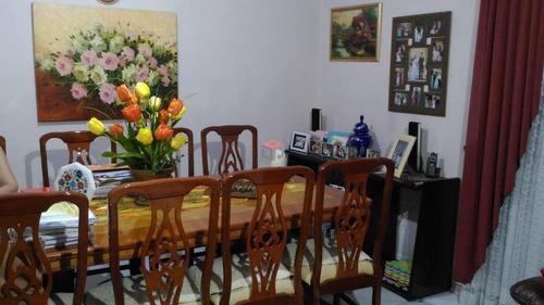 Imagem 1 de 24 de Sobrado À Venda, 3 Quartos, 2 Suítes, 4 Vagas, Lusitânia - São Bernardo Do Campo/sp - 89143