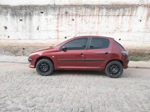 Imagem 1 de 10 de Peugeot 206 2004 1.0 16v Techno 5p