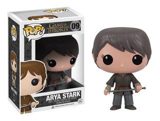 Figura Funko Pop 09 Arya Stark - Game Of Thrones Oferta!