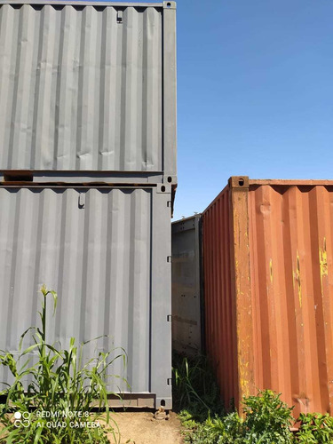 Contenedor Marítimo 20' Containers Usados Secos Nac.