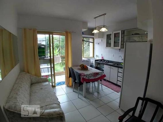 Apartamento Para Aluguel - Canasvieiras, 2 Quartos, 60 - 893117495