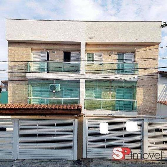 Apartamento Para Venda Por R$330.000,00 - Vila Pires, Santo André / Sp - Bdi17171