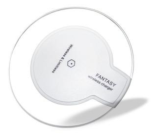 Cargador Inalambrico Qi Samsung iPhone X 8 Plus Y Mas