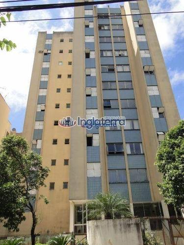 Apartamento, 50 M² - Venda Por R$ 160.000,00 Ou Aluguel Por R$ 750,00/mês - Centro - Londrina/pr - Ap0262