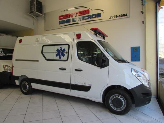 Renault Master Ambulância L2h2