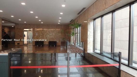 Imóveis Comerciais Para Locação Em São Paulo, Itaim Bibi, 4 Banheiros, 5 Vagas - 2076loc