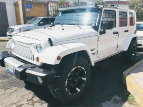 Jeep Wrangler X Unlimited 4x2 At 2009