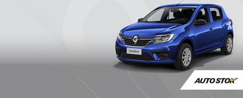 Renault Sandero Life 2022 Estrena Ya!