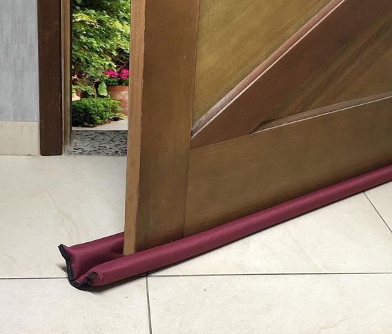 Protetor Porta Duplo Impermeável Residencial 90 Cm