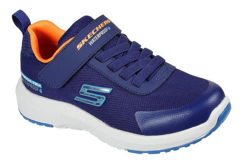 Zapatilla Azul Dynamic Tread Hydrode Skechers