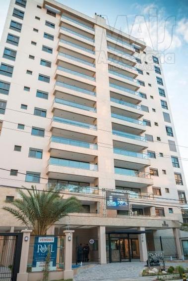 Apartamento Para Venda Em Canoas, Centro, 3 Dormitórios, 3 Suítes, 5 Banheiros, 4 Vagas - Jva2634