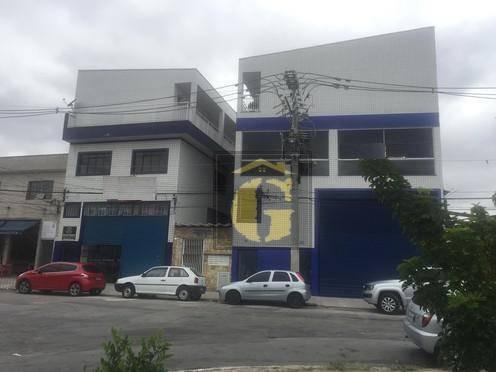 Imagem 1 de 9 de Salão Comercial Para Locação, Vila Sílvia, São Paulo. - Sl0026