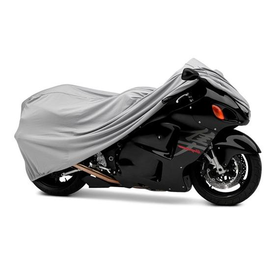 Funda Cubre Moto Fundas Impermeable Y Ajustable Con Proteccion Uv L Y Xl Accesorio De Vehiculo Para Uso Exterior