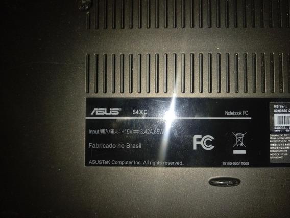 Vendo Notebook Asus S400c