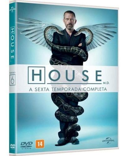 House - A Sexta Temporada Completa
