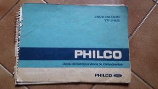 PHILCO BAIXAR TV ESQUEMA TP-1454