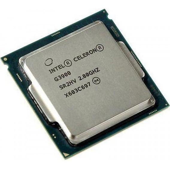 Processador Intel Celeron G3900 ,cache 2mb, 2.8ghz, Oem 1151