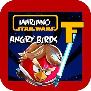 Kit Imprimible De Lujo Angry Birds Star Wars + Space