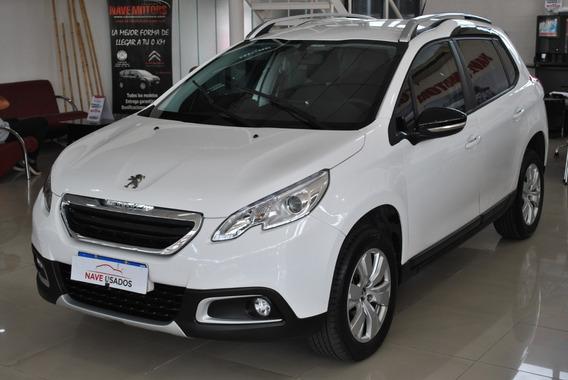 Peugeot 2008 Allure 1.6 Tip 2018 Blanco 5 Puertas Ac706