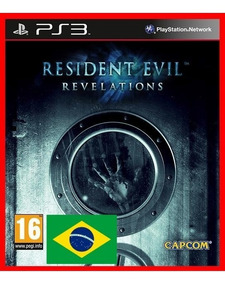 Resident Evil Revelations 1 Ps3 Psn Portugues Br