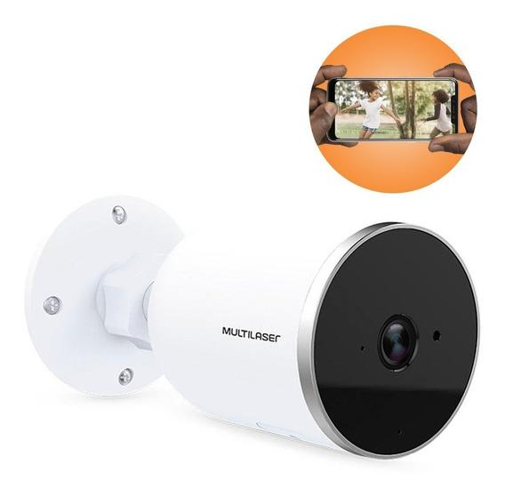 Câmera Externa Inteligente Ip66 Full Hd Se222 Multilaser