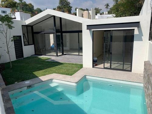 Casa En Privada En Tlaltenango / Cuernavaca - Est-1646-cp