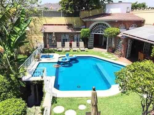 Casa De Descanso En Xochitepec Morelos