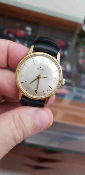 Relógio Zenith 1964 A Corda - Perfeito