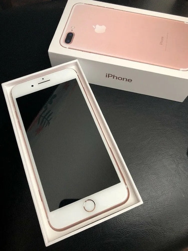 Nuevo Apple iPhone 7 Plus 128gb Original A La Venta !!! Rojo